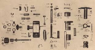 weapons technology weaponsman but wait there s more 70 something parts that comprise the t e mechanism