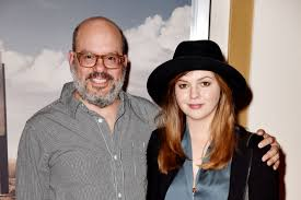 amber tamblyn reveals pregnancy in an essay about hillarydavid cross and amber tamblyn  photo  kevin winter getty images