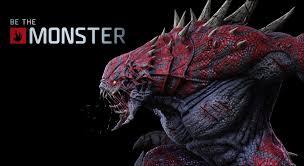Goliath Designs Artstation Evolve Goliath Li Jinlong Evolve Monster