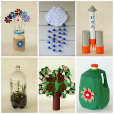 Things From Plastic Bottles Out Of Waste Plastic Lamp Crafts
