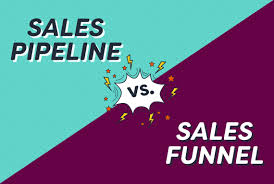 Manage Sales Pipeline Sales Pipeline Vs Sales Funnel Do You Know The Difference
