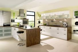 Brown Kitchens Designs White And Brown Kitchen Cabinets Outofhome White And Brown