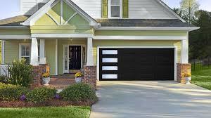 modern garage door. Custom Garage Doors · Decorations Modern Garage Door