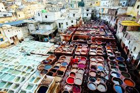Fas'ta renklerin dili. Mağrip'in en renkli ülkesi Fas. | by Ali Bulunmaz |