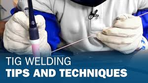 <b>TIG Welding</b> Tips and Techniques - YouTube