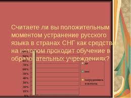 Реферат на тему Русский язык как важнейший источник единства и  Описание слайда