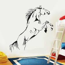 running horse wall decor on horse wall decor stickers with  running horse wall decor helping animals at risk