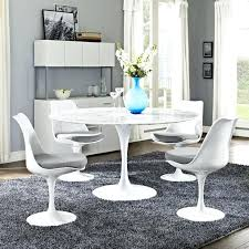 lippa 54 round artificial marble dining table lexmod marble round dining table yarmouth marble dining table