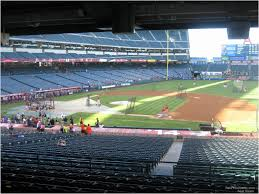 Los Angeles Angels Spring Training Angels Tickets Seating Chart