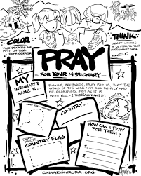 Small Picture I wanted to create a coloring page to introduce kids to missions