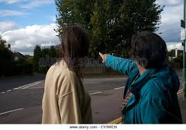 Image result for pictures of someone pointing the directions