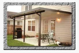 brown aluminum patio covers. Vinyl Pane Rooms Installation Brown Aluminum Patio Covers E
