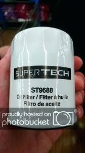 Super Tech Filters Chart Supertech Filter Vaver Co