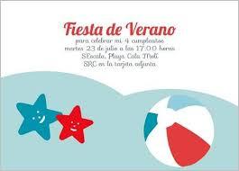 Invitaciones Fiesta Invitaciones Y Kit De Fiesta De Verano Gratis Fiestas Y Cumples