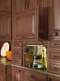 Appliance Garages Kitchen Cabinets San Clemente Clutter Free Kitchen Concepts Pdc Interiors