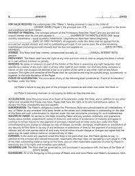 It is wise to follow a template to get an idea of what should be included and what should be avoided in a loan. Free Family Loan Agreement Forms And Templates Word Pdf