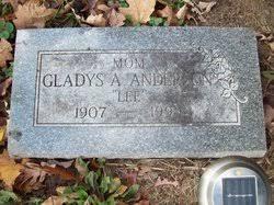 """Gladys Aletha """"Letha"""" Shorey Anderson (1907-1994) - Find A Grave Memorial"""