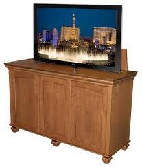 tv hideaway furniture. Pioneer Elite TV Mounted In A Phoenix Lift Cabinet By Diamond CaseDesigns, Inc. Tv Hideaway Furniture