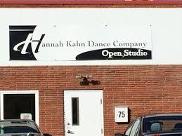 Hannah Kahn Dance Company Open Studio
