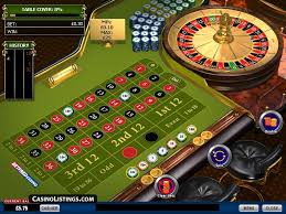 Free American Roulette game (Playtech) | Casino Listings