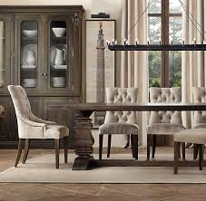 extension dining room sets. dream dining room table...either in the salvaged brown or natural. extension sets g
