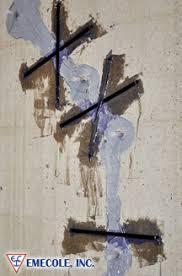 wall crack repair. Wonderful Repair Structural Basement Wall Repair To Crack C