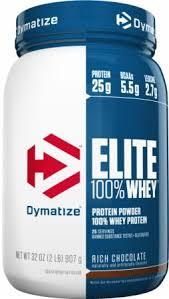 Dymatize <b>Elite 100</b>% <b>Whey Protein</b> Powder | Bodybuilding.com