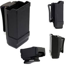 Blackhawk Serpa Magazine Holder CQC Polymer Magazine Pouch Holder 100MM Black Belt Gun Holster 30