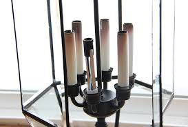 chandelier candle covers