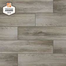 shadow wood 6 in x 24 in porcelain floor and wall tile 14 55