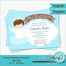 Free Printable Baptism Invitations In Spanish Download