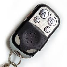 Plain Garage Door Opener Remote Keychain Mando Garaje Control Presentation Universal For Innovation Ideas
