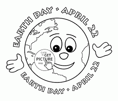 Small Picture Earth Day Coloring Sheets To Print coloring page