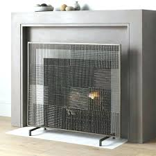 luxury glass fireplace screens with doors for sliding fireplace screen plow hearth two door fireplace screen