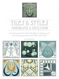 Arts And Crafts Decorative Tiles Tiles StylesJugendstil Secession Art Nouveau and Arts Crafts 24