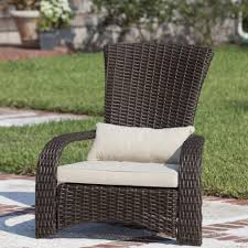 outdoor chair cushions for adirondack chairs wicker adirondack chair target sling patio furniture nice outdoor furniture