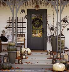 front door photography33 Amazingly creative Halloween front door decorating ideas