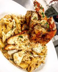 Ultimate Seafood Alfredo ...