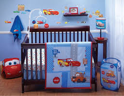 Disney Nursery Room Ideas: Charming Disney Cars Bedroom Decorations Baby  Boy Car Room Themes