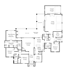 House Plans 2631 Square Feet French Country Home Style Design Country Floor Plans