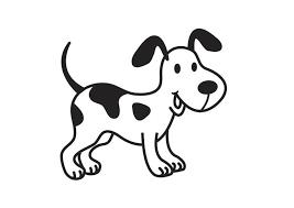 Kleurplaat Hond Afb 17537 Images