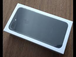 iphone 7 plus black unboxing. iphone 7 plus black unboxing s