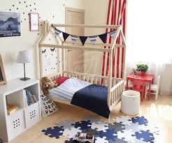 House bed, bed house, kid's nursery, wooden house bed, Montessori nursery,  toddler bed, frame bed, bunk bed on legs, children bed, baby bed