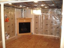 Design My Basement Magnificent Should I Insulate My Basement Ceiling What Type Of Insulation Should