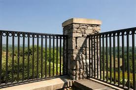 iron fence ideas. Interesting Ideas 32 Elegant Wrought Iron Fence Ideas And Designs Intended 1