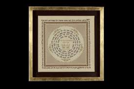 72 names of god and archangles tapestry 60cm x 60 cm framed on 72 names of god wall art with kabbalistic art kabbalah judaica