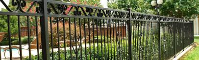 vinyl fence with metal gate. Vinyl Fence With Metal Gate