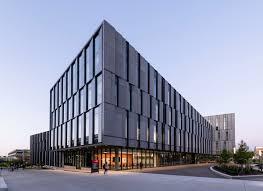 Kzf Design Studio The Lindner College Of Business Henning Larsen Archello