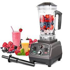 blender and food processor combo. Professional Blender MengK 1400W High Speed Electric Total Nutrition Food Processors With 67oz BPA-Free And Processor Combo