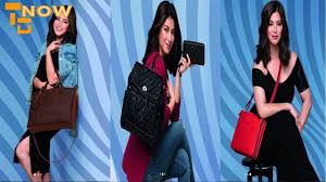 Angel Fashion Design Angel Locsin Uses Knowledge In Fashion Design With New Bag Collection